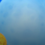 Vědci nejprve spatřili polární záři kolem komety