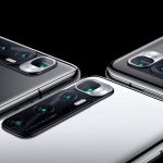 Xiaomi Mi 10 Ultra with a sub-screen selfie camera shown on video