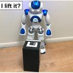 Humanoidirobotit voivat nyt selvittää, pystyvätkö he nostamaan painoja