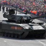 Russia compared T-90M and Armata tanks on video