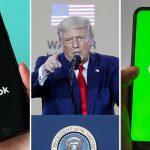 TikTok ja WeChat poistetaan Yhdysvalloissa App Storesta ja Google Playsta 20. syyskuuta Donald Trumpin toimesta