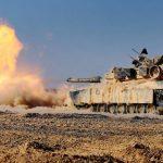 """Das US-Militär zerstörte den """"russischen"""" T-72-Panzer"""