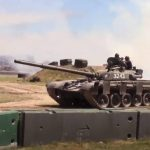 Polen hat den sowjetischen Panzer T-72 verbessert
