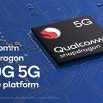 Qualcomm dévoile la puce Snapdragon 750G avec le modem Snapdragon X52 5G