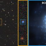 Found the first galaxy whose brightness is comparable to that of a quasar