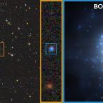 Trouvé la première galaxie dont la luminosité est comparable à celle d'un quasar