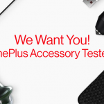 OnePlus is running a competition to find users to test new accessories