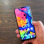 ظهرت ميزانية Samsung Galaxy F41 على الفيديو قبل أسبوعين من الإعلان