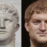 AI recreated the appearance of Roman emperors from their sculptures