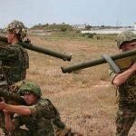 Ein Video des Vorfalls mit dem russischen Igla-Raketensystem wurde veröffentlicht