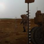 Вчені виміряли рівень радіації на Місяці. Він в 2,5 рази вище, ніж на МКС
