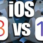 iOS 14 compared with older versions of the system in terms of speed on iPhone 6s