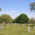 A virtual cemetery has been created due to the coronavirus pandemic