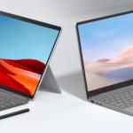 Microsoft stellte einen Laptop zum halben Preis für das MacBook Air vor