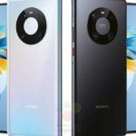 Révélation des spécifications détaillées et des rendus de presse officiels du produit phare Huawei Mate 40 Pro