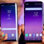 ليس فقط Galaxy Note 9: بدأ Galaxy S9 و Galaxy S9 + أيضًا في تلقي تحديث One UI 2.5