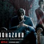 قلعة ، زومبي ، بندقيتان: ستطلق Netflix المسلسل Resident Evil Infinite Darkness مع Claire and Leon