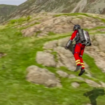In Britain tested a jetpack for doctors