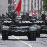 "Russian tanks will arm ""Lesochkom"""