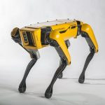 For the first time in the exclusion zone: Boston Dynamics robot dog was tested in Chernobyl