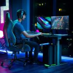 Razer unveils its first spine-supported gamer chair for $ 500