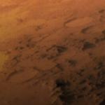 ІІ вперше знайшов кратери на Марсі