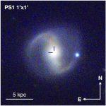 سجل العلماء اللحظات الأخيرة لنجم غمره ثقب أسود