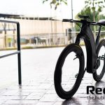 Unusual electric bike with wheels without spokes Beno Reevo raised over $ 660 thousand on Indiegogo