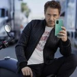 Iron Man Robert Downey Jr. in advertising for the new OnePlus 8T