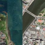 AI turns old maps into satellite imagery