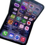 يمكن لجهاز iPhone المرن أن يعالج تلف الشاشة نفسه