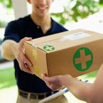 Home delivery of medicines began in Russia