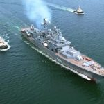"In the USA, the Russian frigate of Project 1155 was called ""armed to the teeth"""