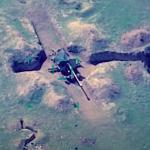 Aserbaidschan zeigte die Zerstörung der armenischen Technologie durch Drohnen