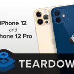 Sisällä iPhone 12 ja iPhone 12 Pro: identtiset paristot, 18 magneettia, vesitiiviys ja hyvä huollettavuus