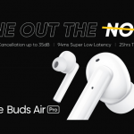 Realme Buds Air Pro: TWS headphones with ANC for $ 68