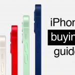 Який iPhone варто купити зараз - в кінці 2020 роки?