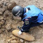 World War II bomb disposal caught on video