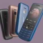 Nokia has released a new push-button phone in the style of the legendary 2007 model