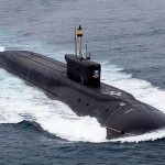 China did not recognize Russia as the country with the best strategic submarine fleet