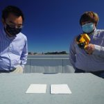 Вчені створили відразливу 95% світла фарбу з радіаційним охолодженням