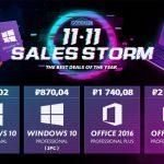 GoDeal24 11.11 -myynti: Windows 10 alkaa 7,5 dollaria ja enemmän alennuksia