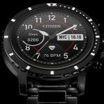 Citizen CZ Smart: první inteligentní hodinky Citizen s NFC, Snapdragon Wear 3100 a odolností proti vodě za 395 $