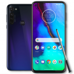 """Declassified smartphone Motorola """"Minsk"""" with a stylus"""