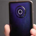 Xiaomi showed an unusual smartphone with a retractable camera in the style of a camera lens