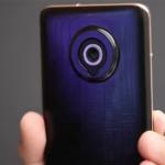 Xiaomi zeigte ein ungewöhnliches Smartphone mit einer einziehbaren Kamera im Stil eines Kameraobjektivs