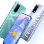 Realme V5 5G mit MediaTek Dimensity 720-Chip und 5000-mAh-Akku für den globalen Markt wie Realme 7 5G