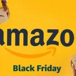 Černý pátek na Amazonu: slevy neznají hranice