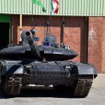Iranilainen tankki Karrar nimetty samanlaiseksi kuin venäläinen T-90MS
