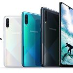 Samsung has released One UI 2.5 firmware for the budget smartphone Galaxy A50s